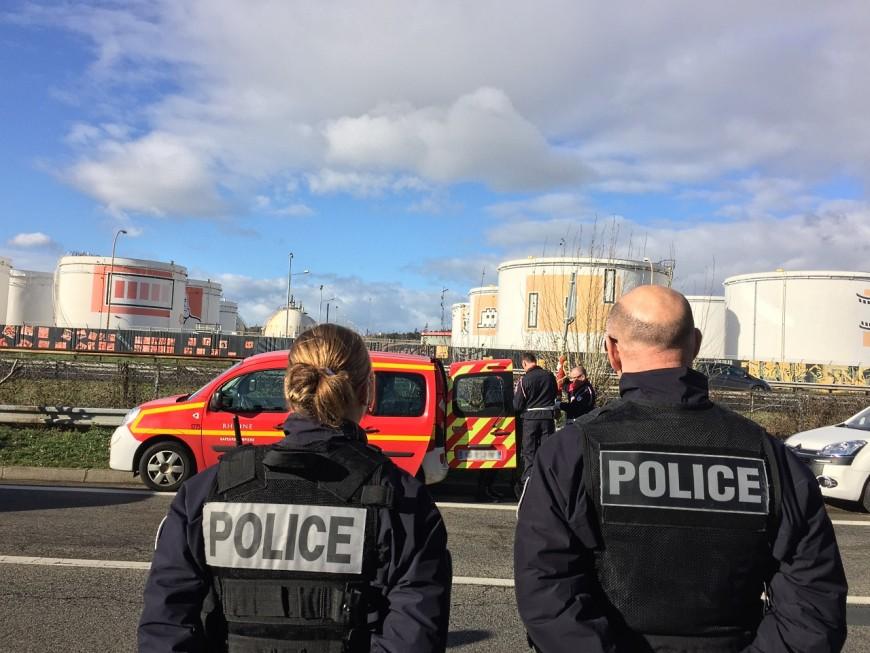 Feyzin cible potentielle d'un attentat ? Le ministère de la Défense dément