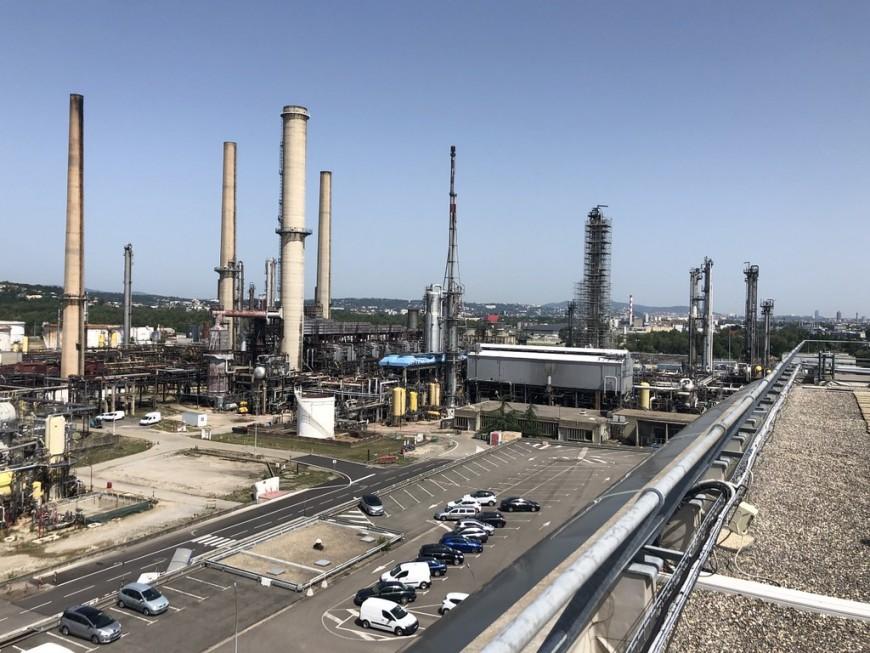 Réforme des retraites : 80% de grévistes ce mardi à la raffinerie de Feyzin
