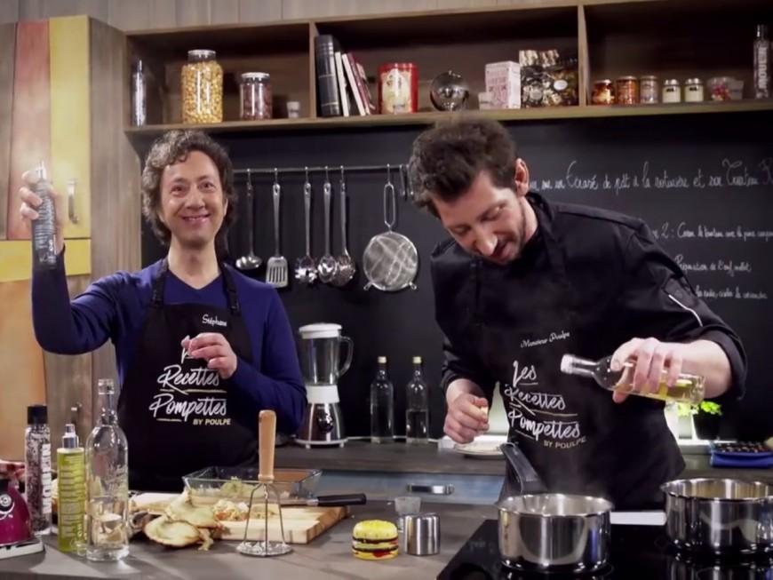 Stéphane Bern pompette dans une émission culinaire !