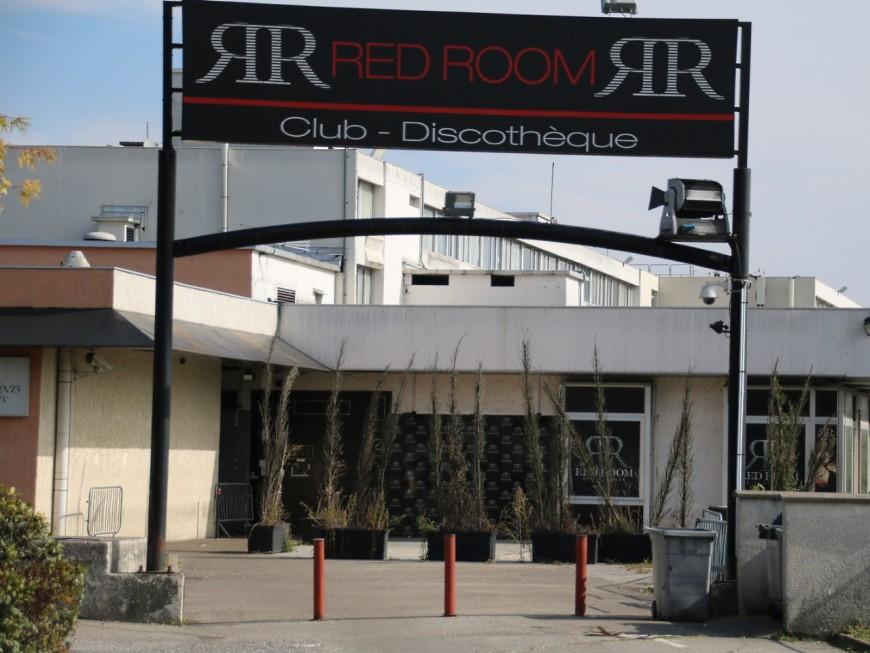 Le Red Room de nouveau fermé par arrêté préfectoral