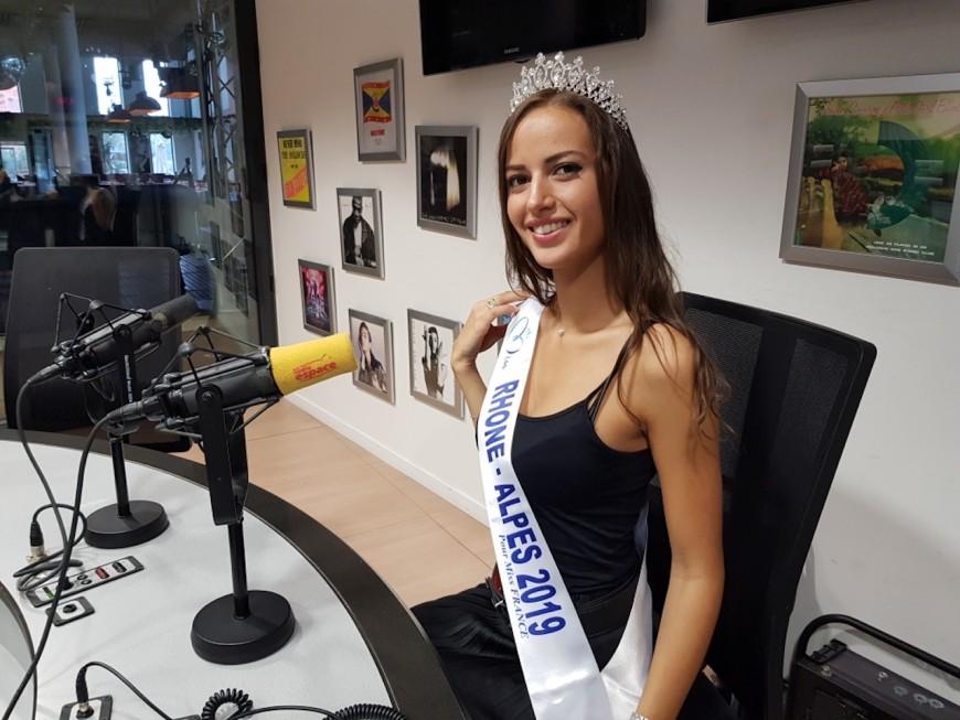 Chloé Prost : de Miss Beaujolais à Miss France ? - VIDEO