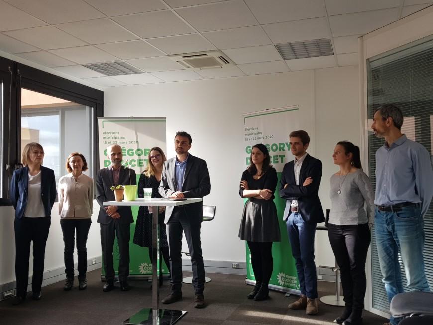 Municipales à Lyon : Grégory Doucet (EELV) a trouvé ses têtes de liste