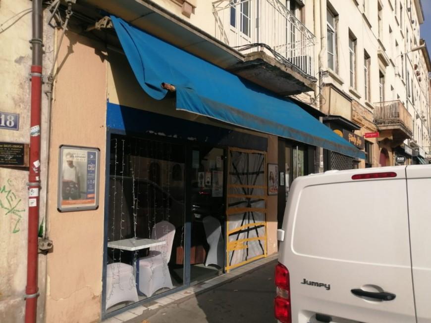 Pompier agressé à la hachette à Lyon : fermeture administrative pour le restaurant en face de la caserne