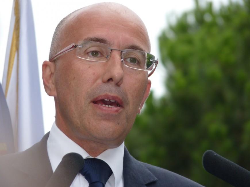 Un Lyonnais interpellé après avoir menacé de mort Eric Ciotti et sa famille