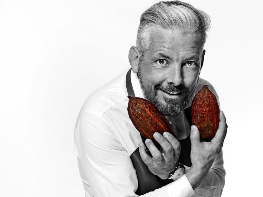 Le chocolatier lyonnais Richard Sève nommé à l'Académie Française du Chocolat et de la Confiserie