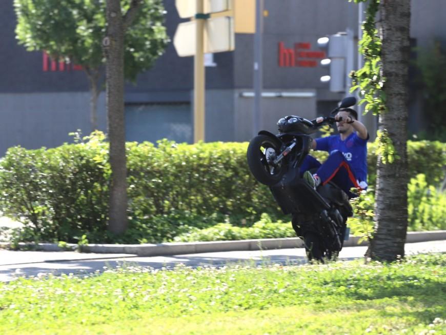 Lyon: il reconnait son implication dans 6 rodéos motorisés