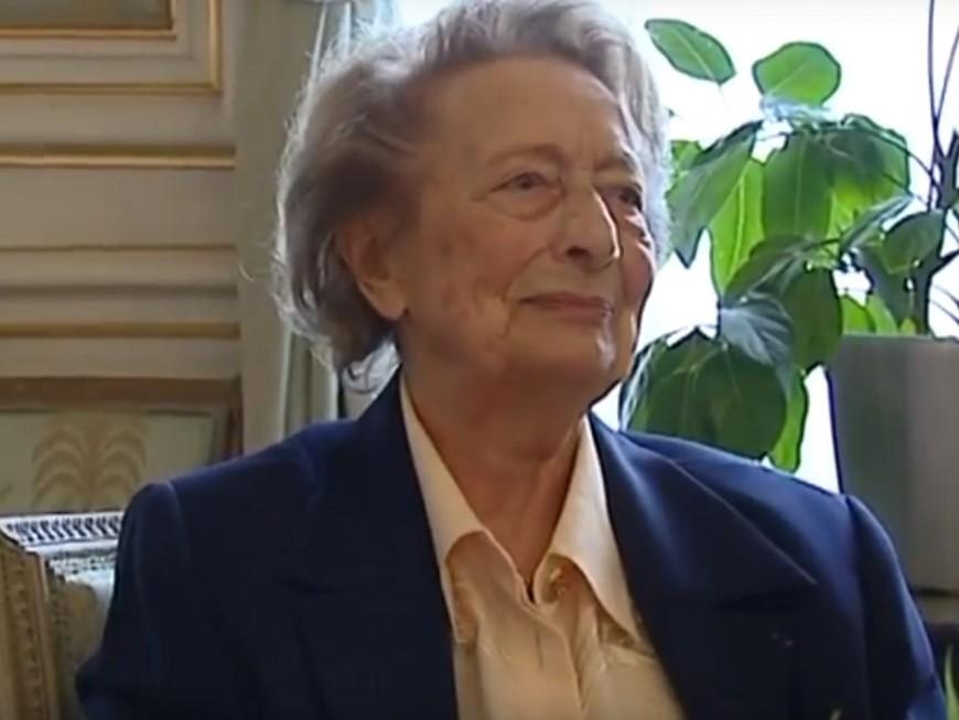 La résistante Rolande Becker est décédée