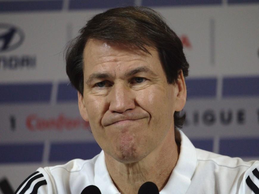 OL : Rudi Garcia remercié à la fin de la saison ?