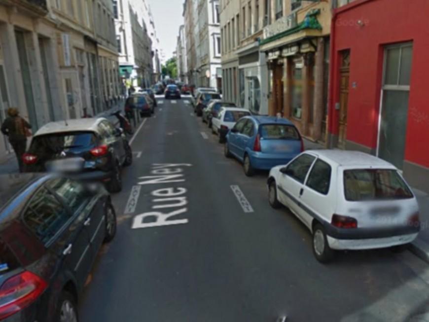 La rue Ney coupée à cause d'une fuite de gaz