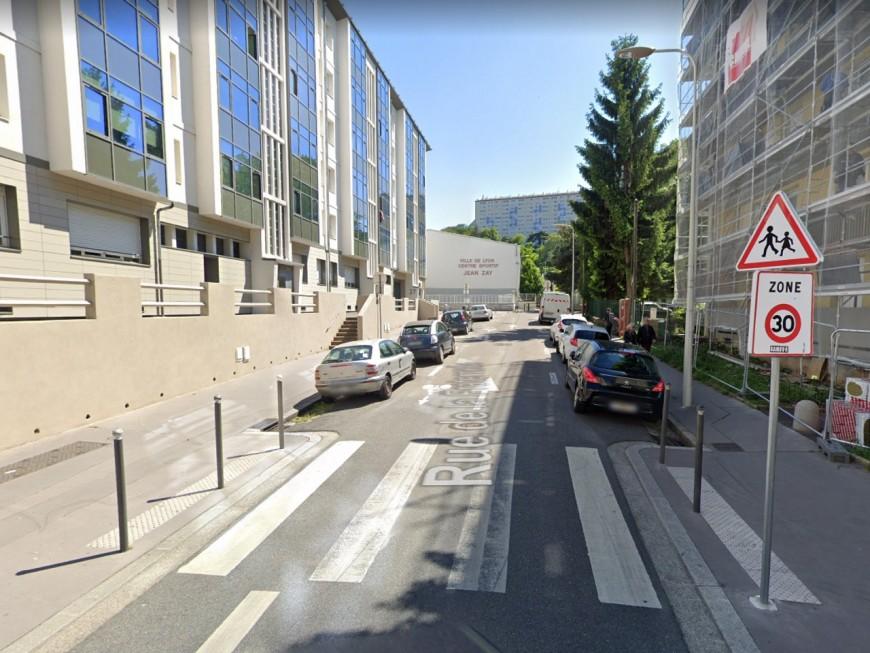 Lyon : une fusillade à Gorge de Loup ?