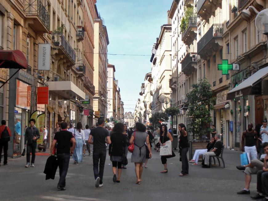 Lyon : la rue Victor-Hugo bientôt réhabilitée ?
