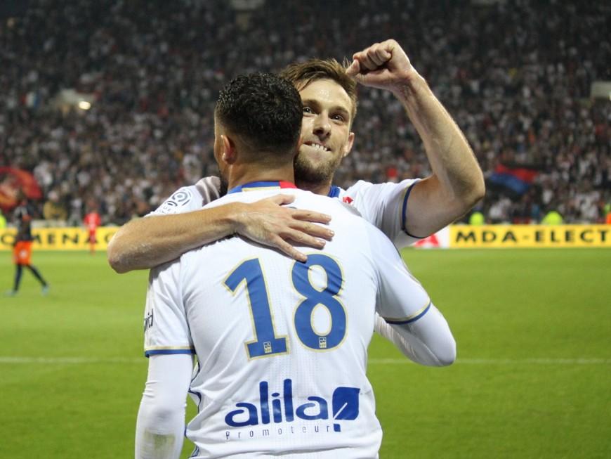 OL-Montpellier : la roue a enfin tourné (5-1) - VIDEO