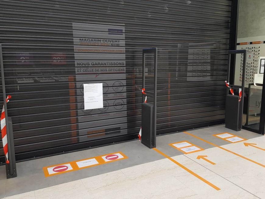 Près de Lyon: le centre commercial de Saint-Genis 2 reçoit le label SAFEGUARD