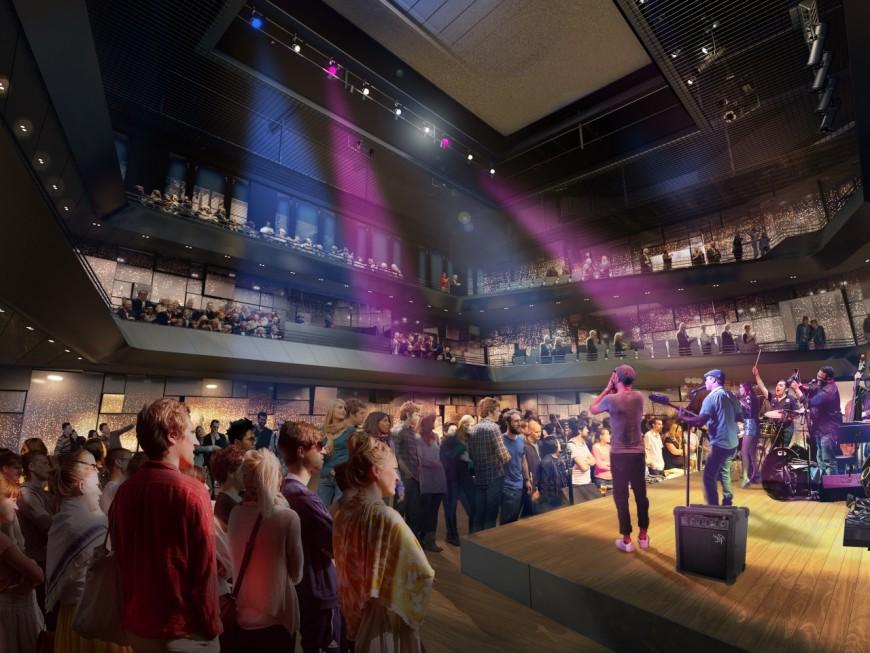 Lyon : la salle Rameau réinventée pour 2021, le projet en détails - VIDEO
