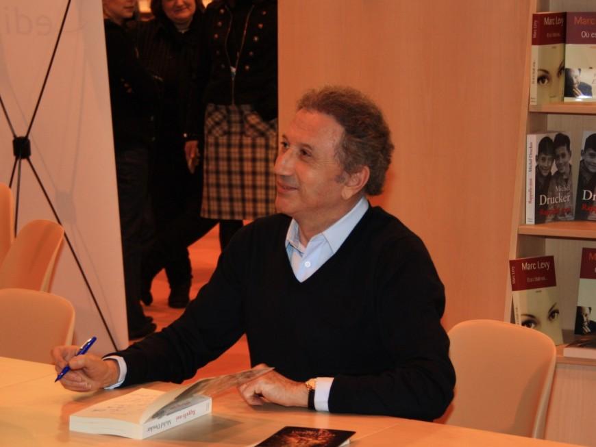 Michel Drucker et son one man show à Lyon en 2016