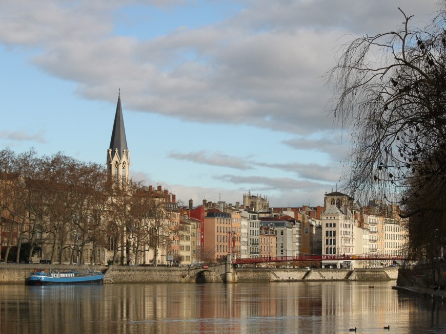 Lyon : la Métropole veut faire briller ses fleuves