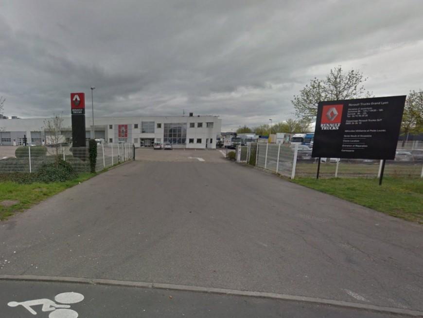 Intoxication collective chez Renault Trucks à Corbas