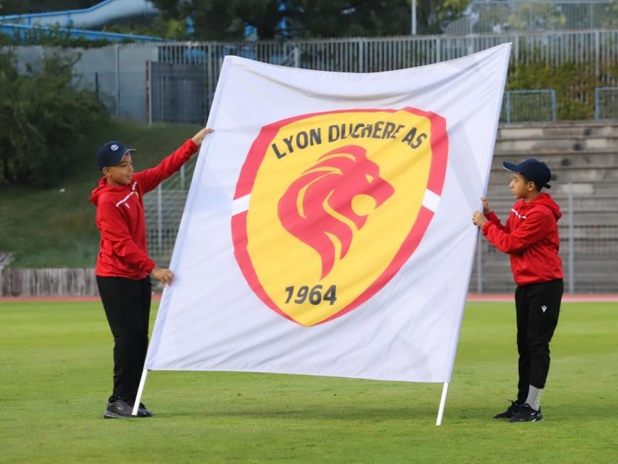 National 1 : le derby SC Lyon – FC Villefranche Beaujolais pour la 1re journée !