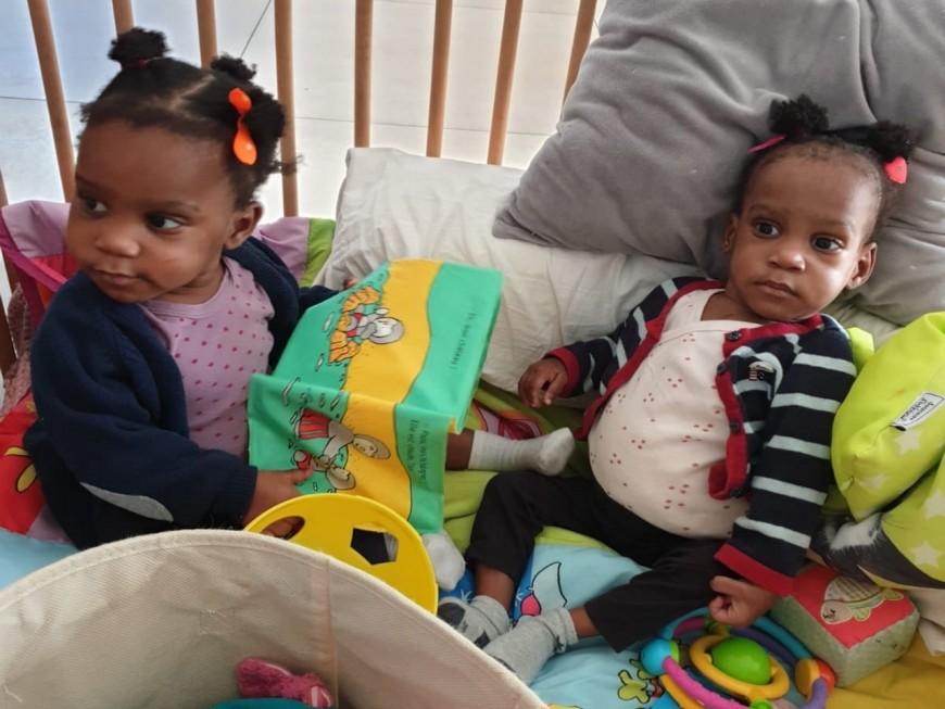 Les sœurs siamoises séparées, Bissie et Eyenga, ont quitté Lyon