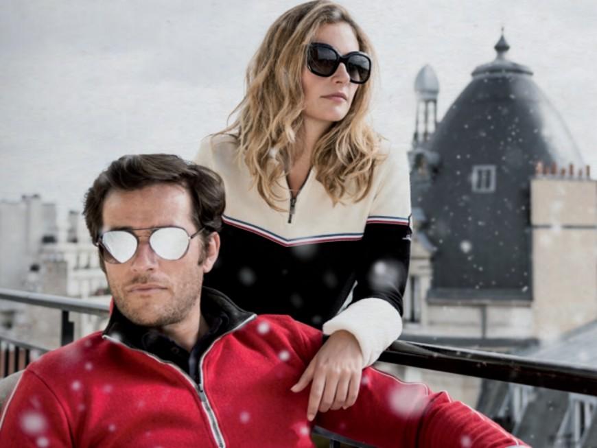 Skidress : des vêtements lyonnais pour le ski… et la ville !
