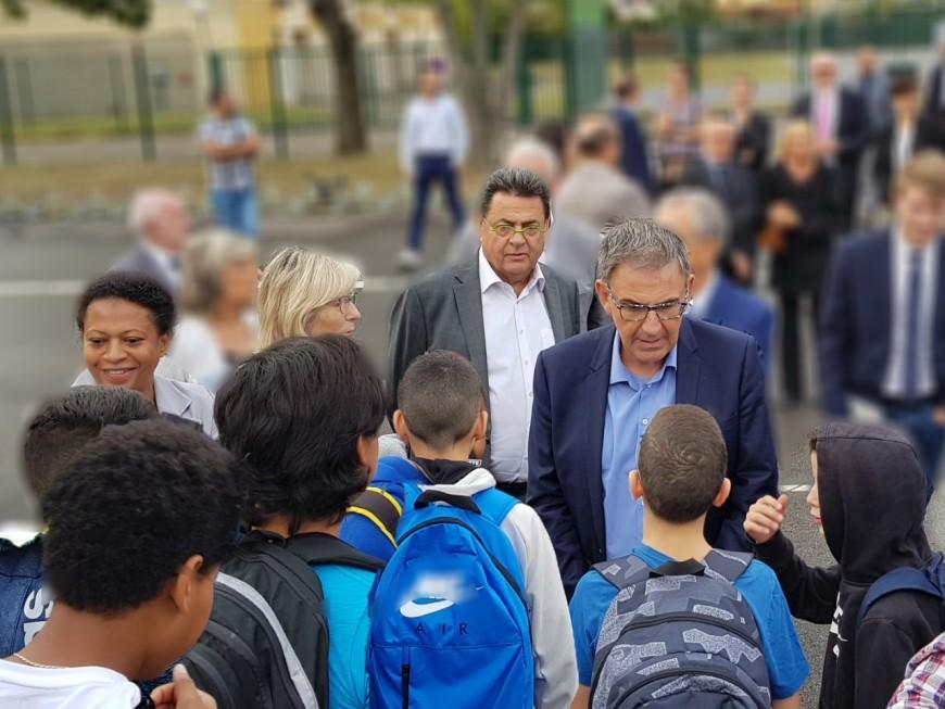 Education à la pédagogie dans un collège de la Métropole de Lyon