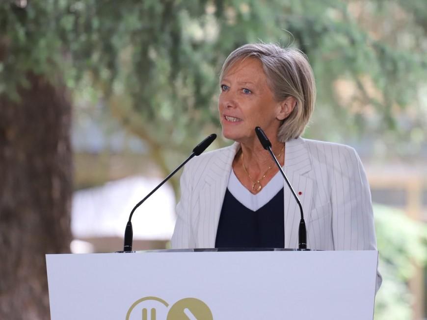 La secrétaire d'Etat chargée des personnes handicapées en déplacement à Lyon mercredi