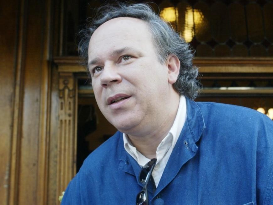 L'écrivain lyonnais Marc Lambron a intégré l'Académie française