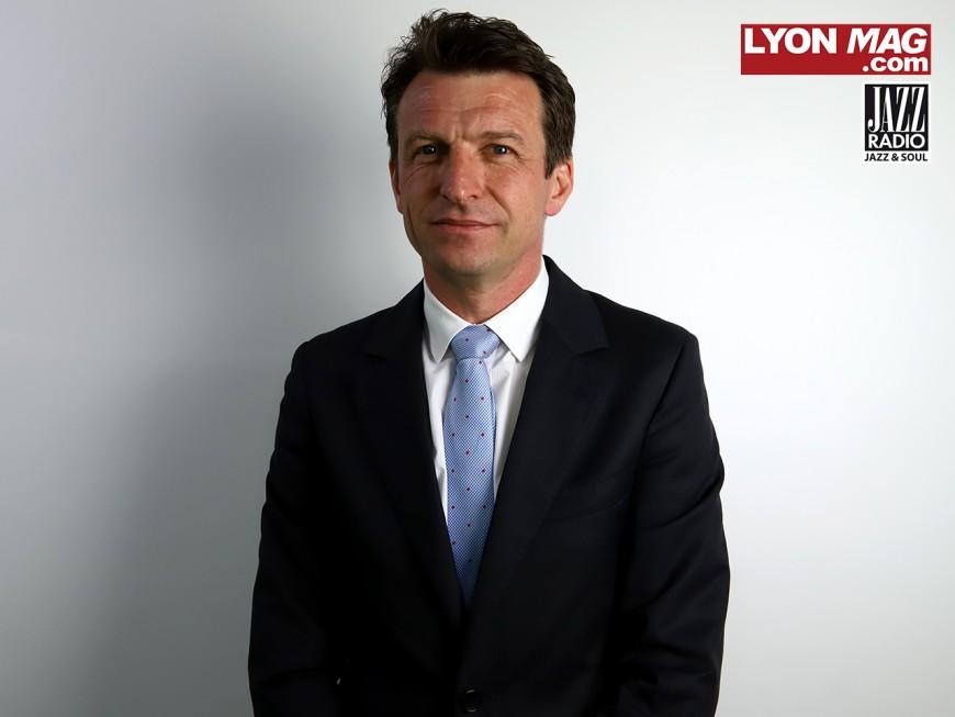 """Stéphane Guilland (LR) : """"Métropole de Lyon au service de Macron : des méthodes identiques voire pires que celles d'avant"""""""