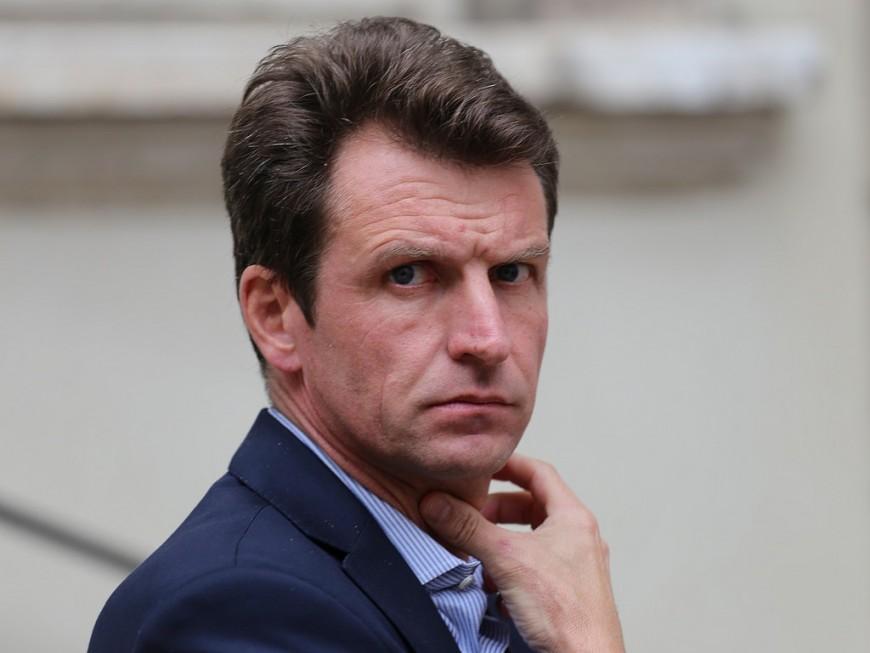 """Collomb candidat en 2020 : """"L'annonce n'est pas des plus pertinentes"""", selon Stéphane Guilland"""