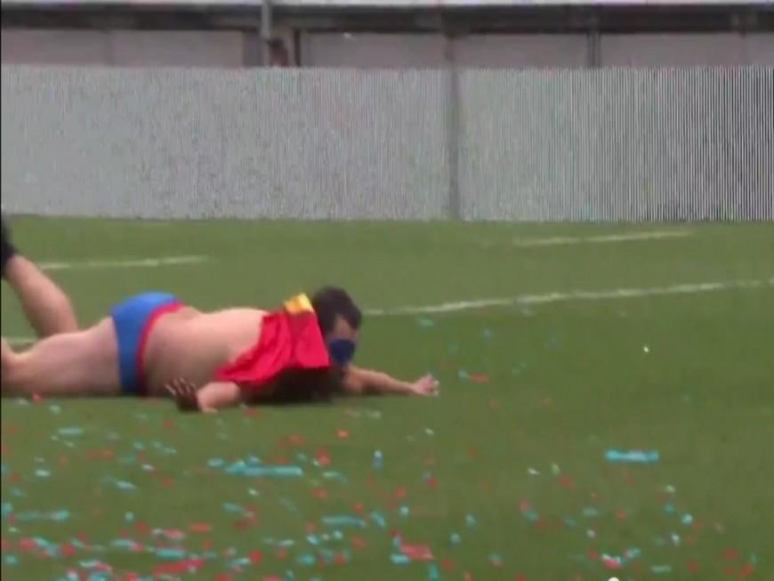 Superman en slip : la plainte a été classée sans suite