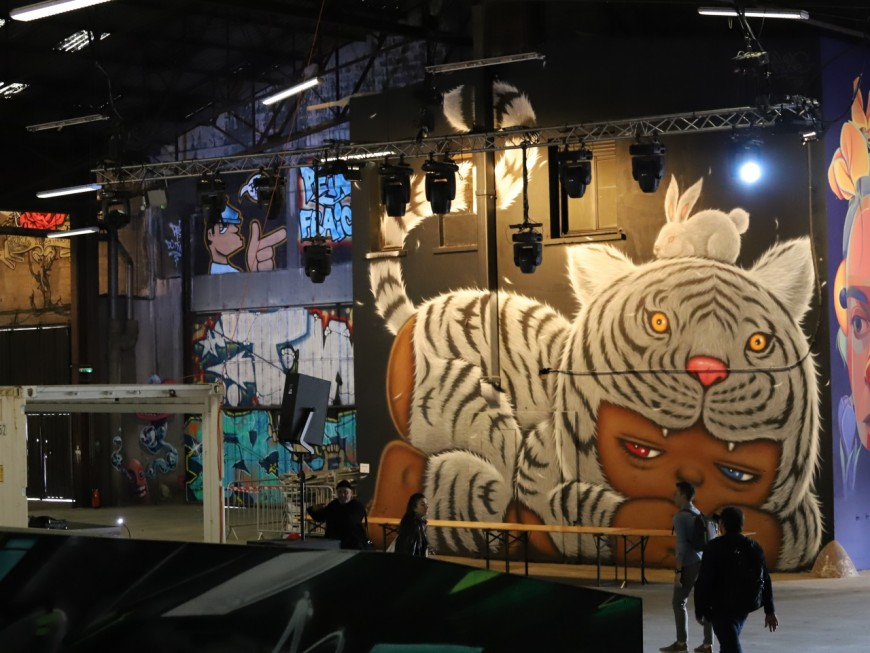 Le Peinture Fraîche Festival reporté au mois d'octobre