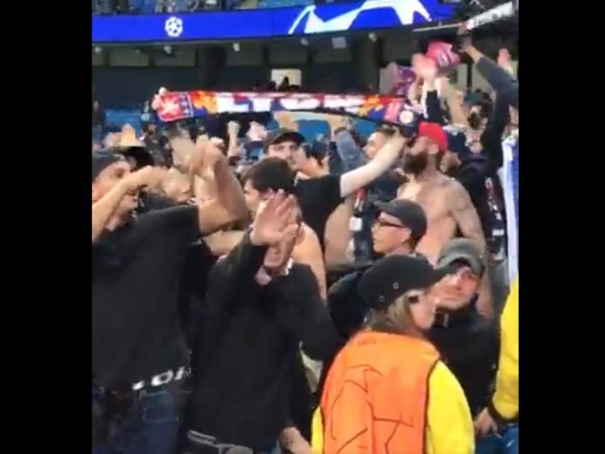 Salut nazi lors de Manchester City – OL : le supporter identifié, le club porte plainte