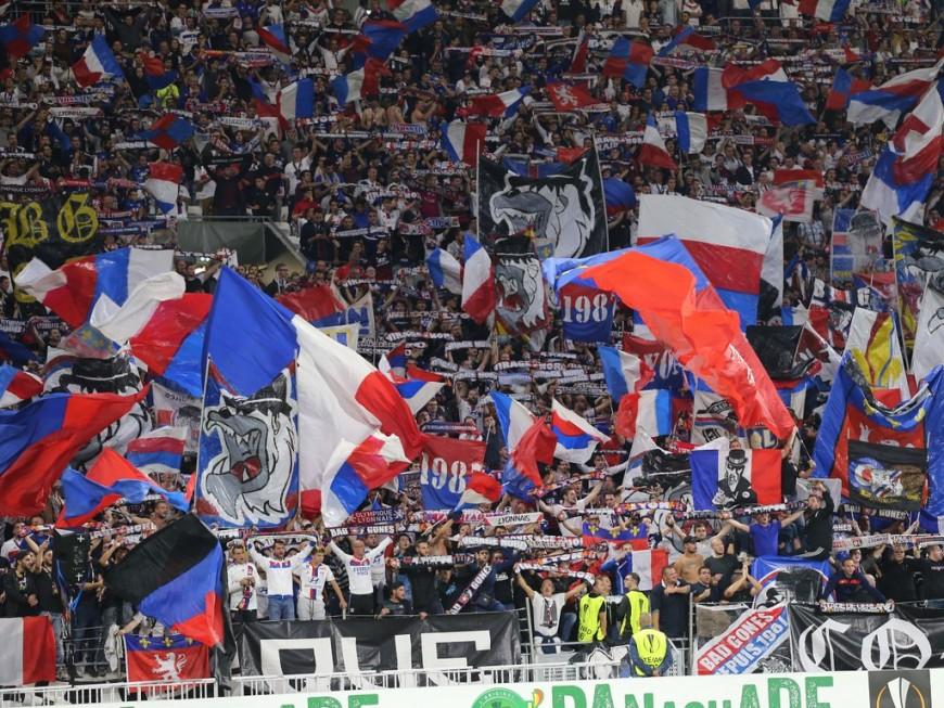 Le match OL-Juventus de Turin n'a pas fait augmenter les cas de coronavirus à Lyon