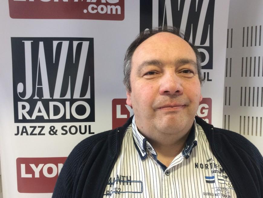 """Sylvain Fornes : """"400 entreprises et 1200 emplois dans le bâtiment supprimés en 2015 dans le Rhône"""""""