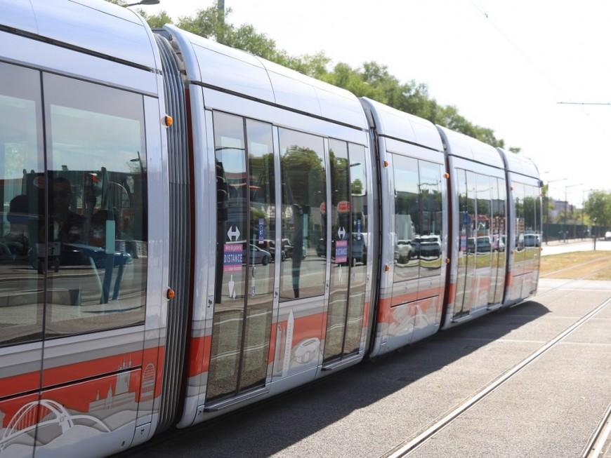 Lyon : la circulation des trams T1, T3 et T4 perturbée jusqu'à jeudi