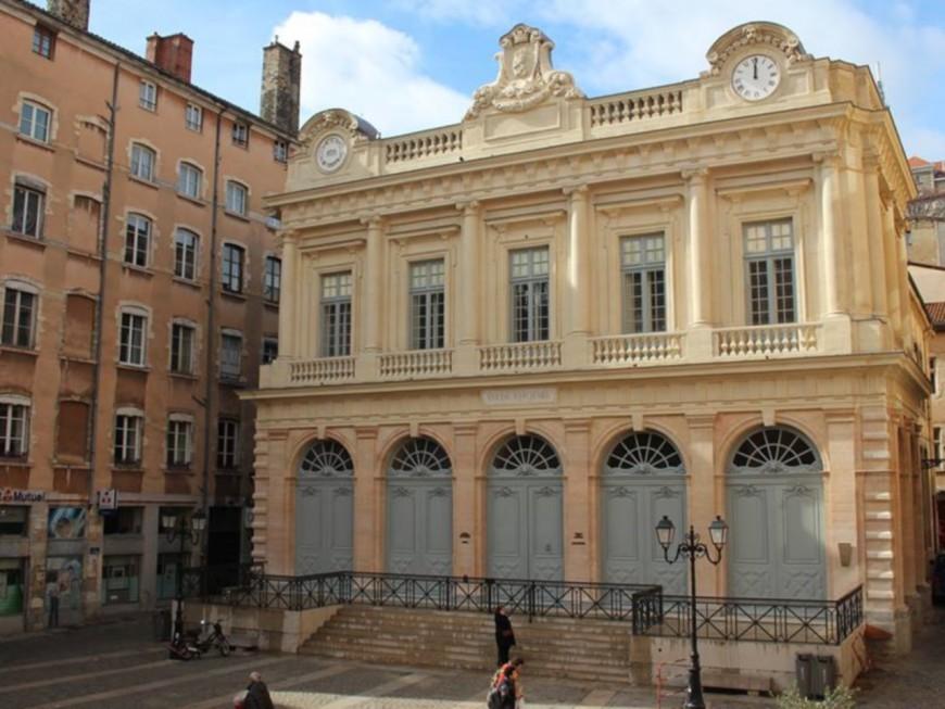 Lyon : fin des travaux pour le temple du Change