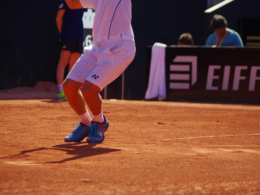 Gilles Simon qualifié pour la finale de l'Open Parc Auvergne-Rhône-Alpes