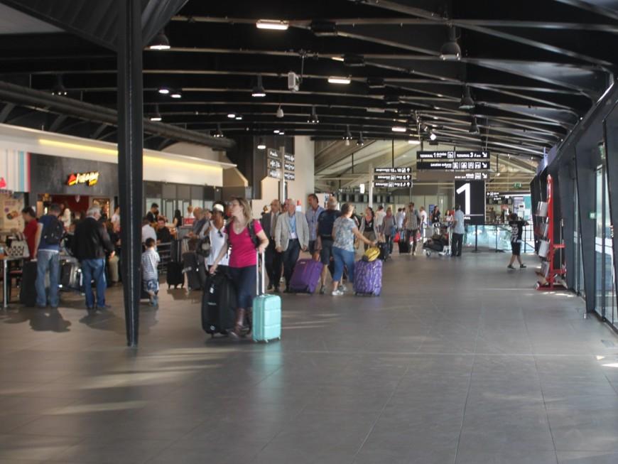 Le futur Terminal 1 de Saint Exupéry sera en feu ce vendredi pour des tests
