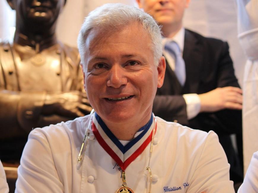 Un atelier cuisine du chef Christian Têtedoie à la Banque Alimentaire du Rhône