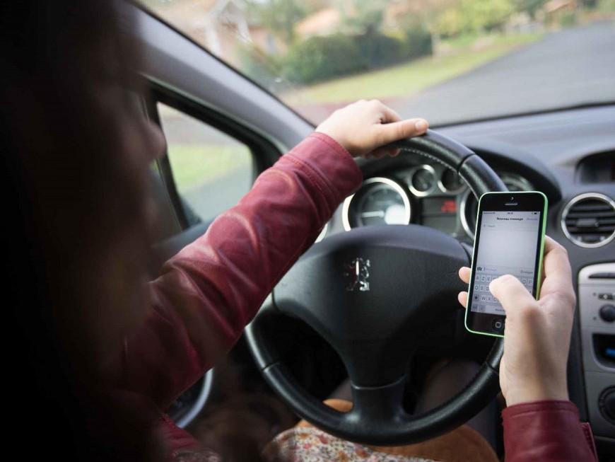 Texto au volant, klaxon : les Lyonnais pires automobilistes de France ?