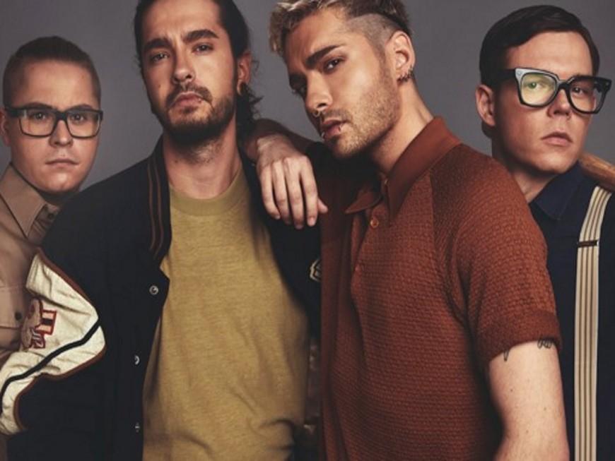 Tokio Hotel de nouveau en concert à Lyon !