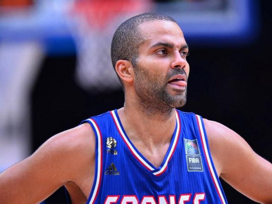 Battu aux JO de Rio, Tony Parker dit adieu à l'Equipe de France de basket