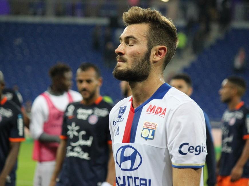 Face à l'Inter, l'OL concède sa première défaite de la saison (0-1)