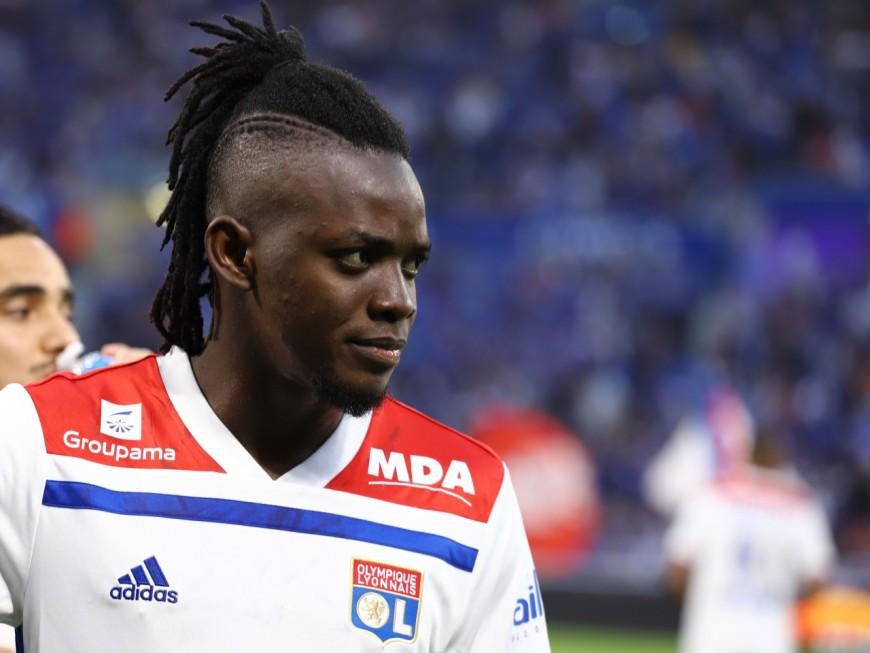 OL : Bertrand Traoré blessé ?