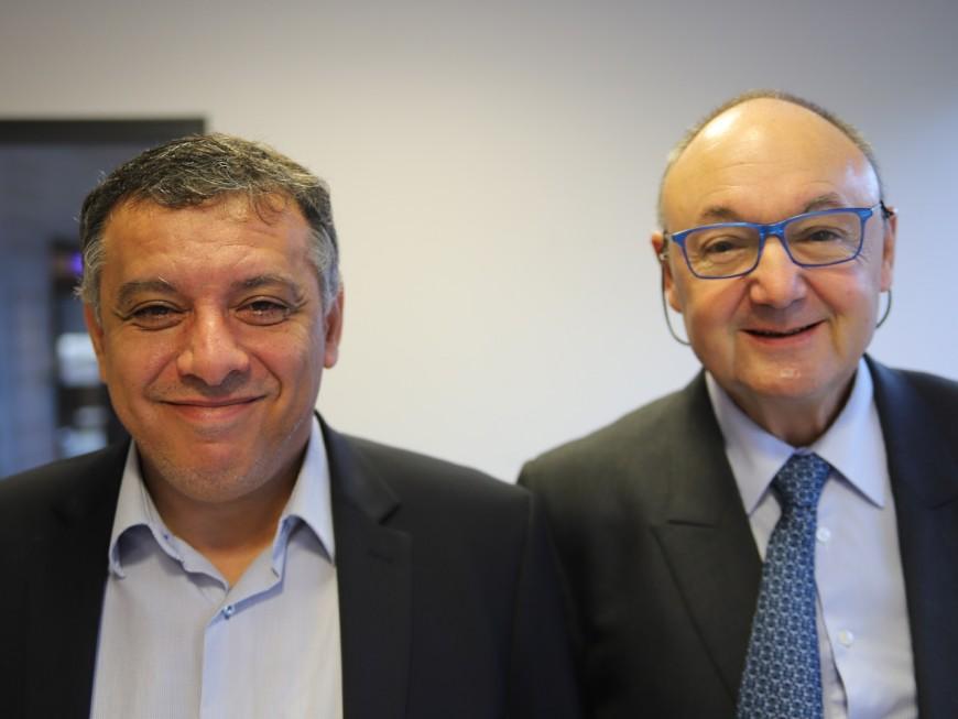 """Mohamed Tria : """"Fouziya Bouzerda porte un message de modernité et de compétence pour Lyon"""""""