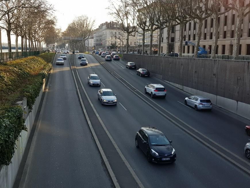 Pollution à Lyon : fin de la circulation différenciée dès 16 h