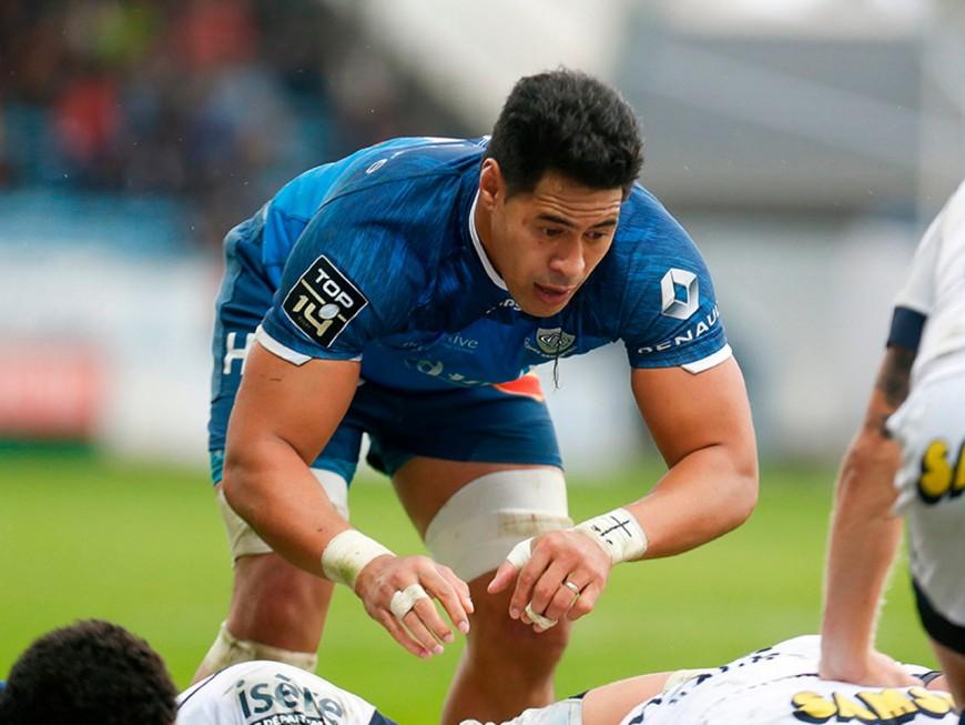 LOU Rugby: Alex Tulou débarque à Lyon