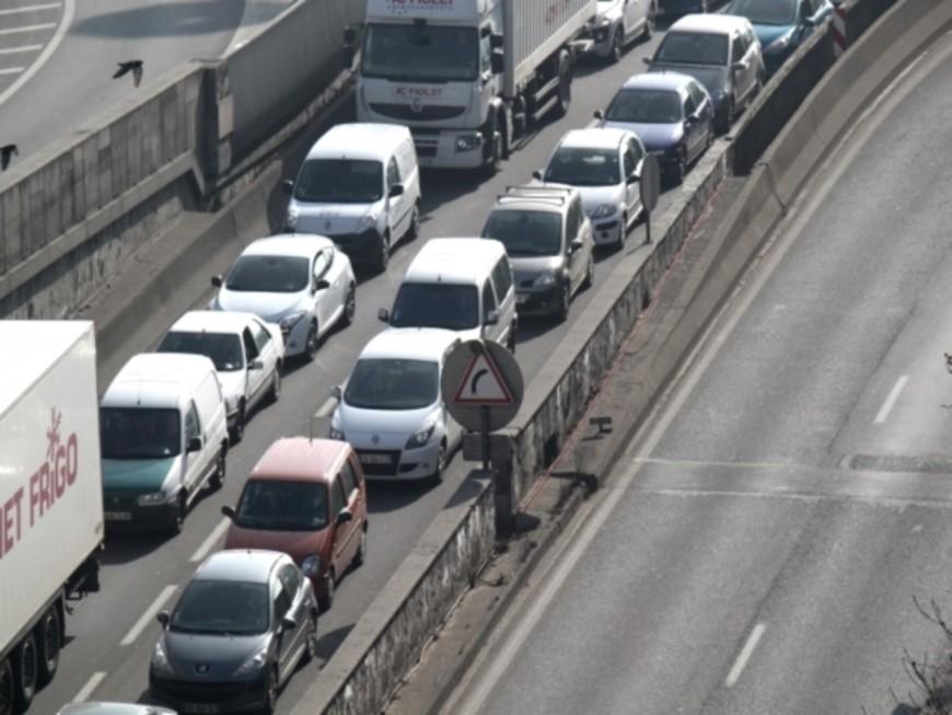 Lyon : les fermetures du tunnel sous Fourvière pour le mois d'octobre