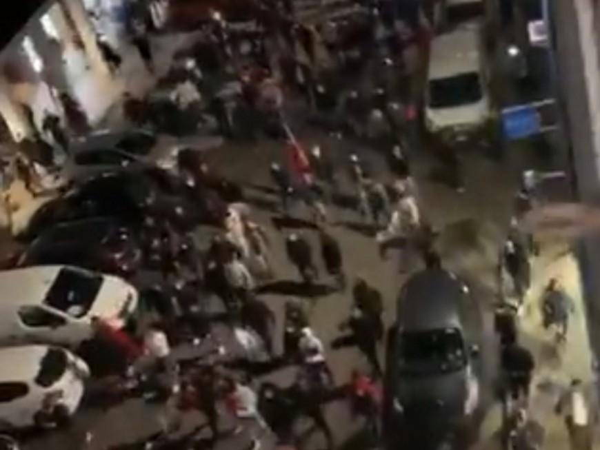 Expédition punitive de Turcs à Décines: 65 amendes pour non-respect du couvre-feu