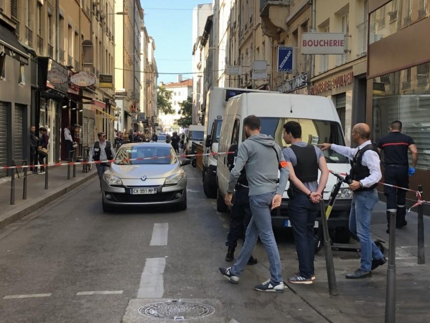 Lyon : le tireur retranché à la Guillotière finalement interpellé, un passant touché (Màj)